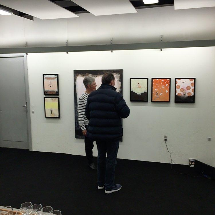 PM Kunst udstilling Jrgen Hermann