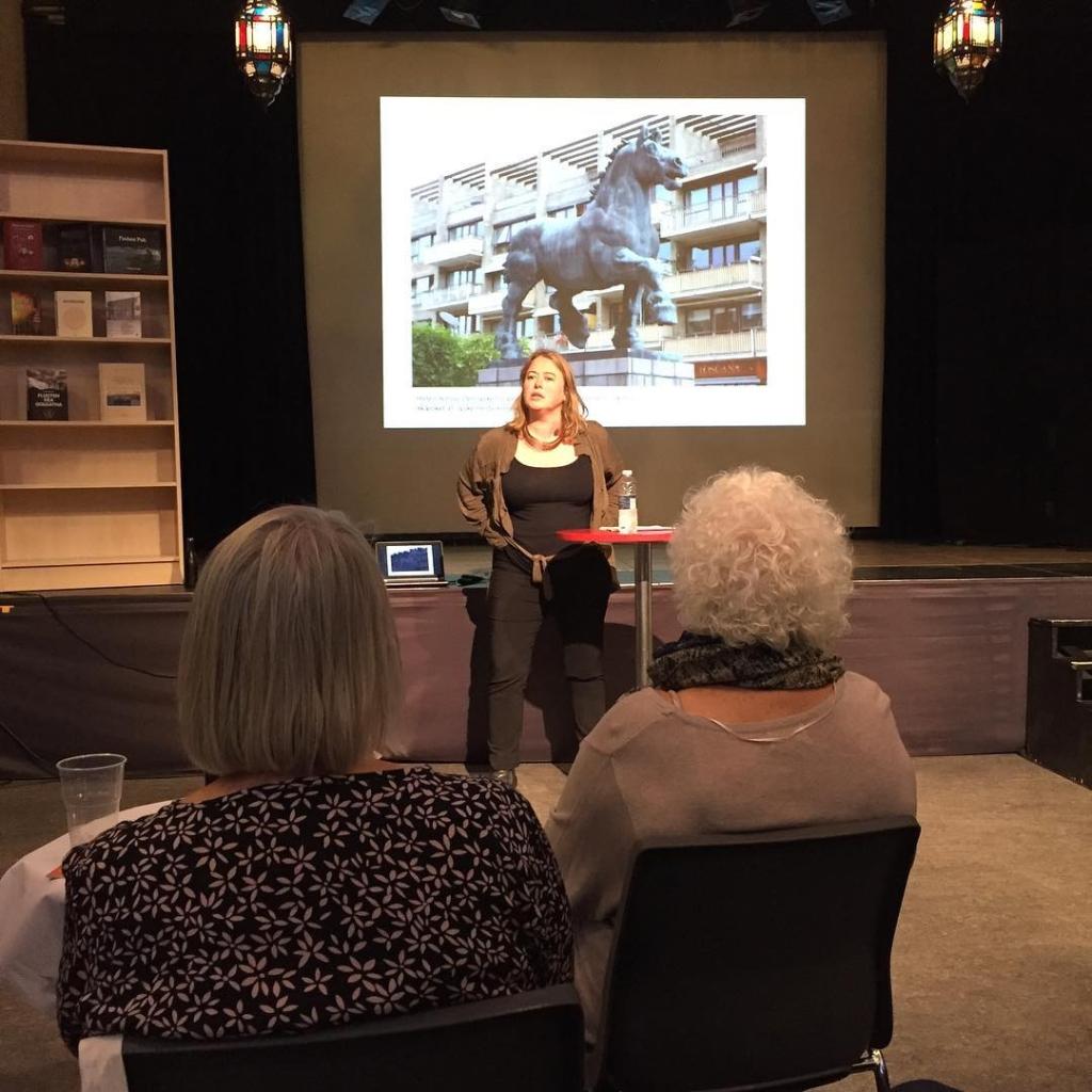 Kulturdebat 2016 p Undervrket  Oplg ved Lise Jeppesen