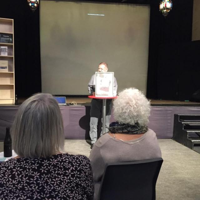 Kulturdebat 2016 p Undervrket Oplg ved Claus rsted