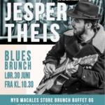 Brunch MacAle med Jesper Theis (DK)