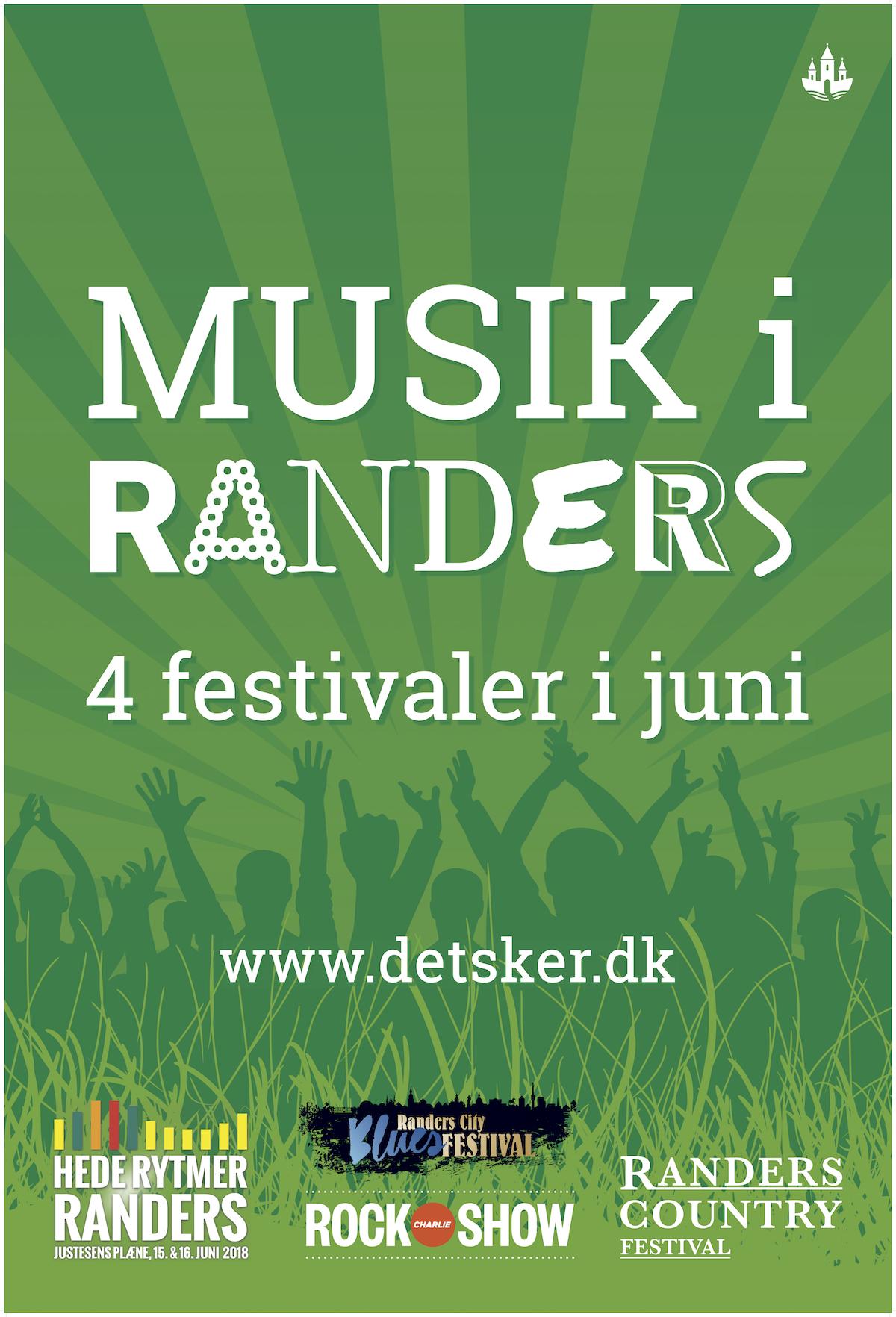 Festivaler i Randers